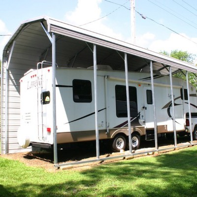 Traditional RV Cover Kit