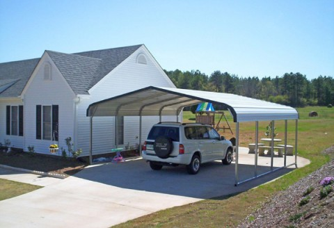 Starting at $695 Full Carport Customization