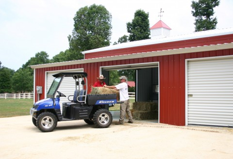 Custom Built Barns