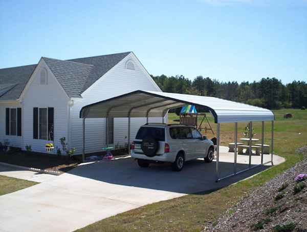 Residential Carport Traditional Kit